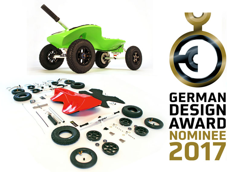 German design award xraycer_01
